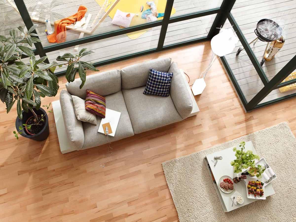 beech engineered real wood flooring