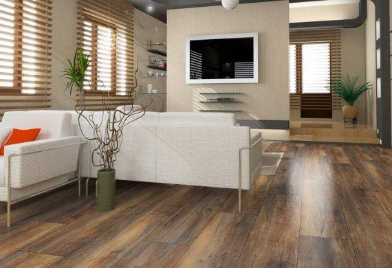 Krontotex laminate flooring Harbour Oak