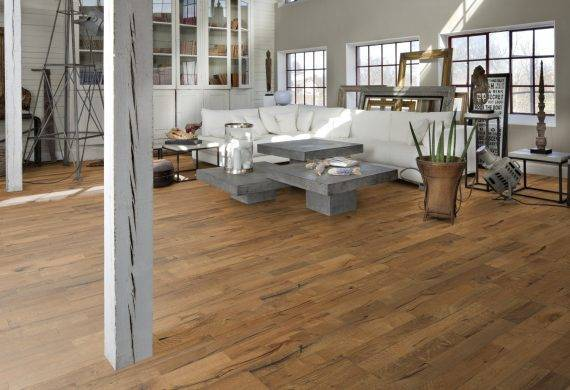 real wood oak engineered - wood flooring