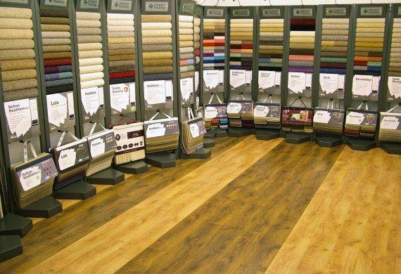 Value Carpets & Flooring carpet showroom Birmingham