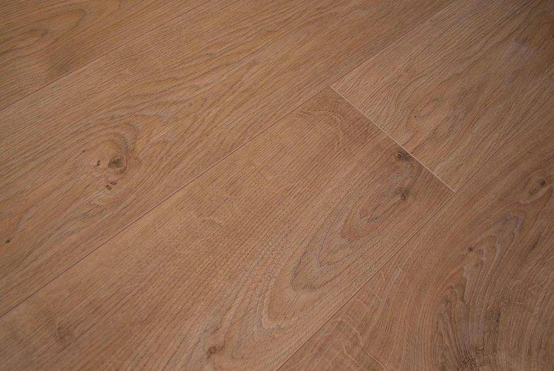 12mm My Villa Nature Oak laminate flooring