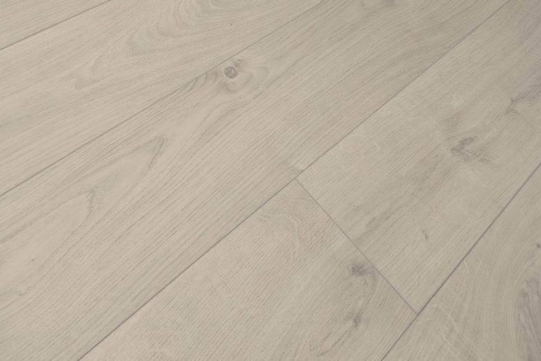 Kronotex Atlas white oak laminate flooring