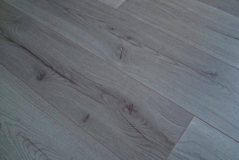 Kronotex Century Grey Oak laminate flooring