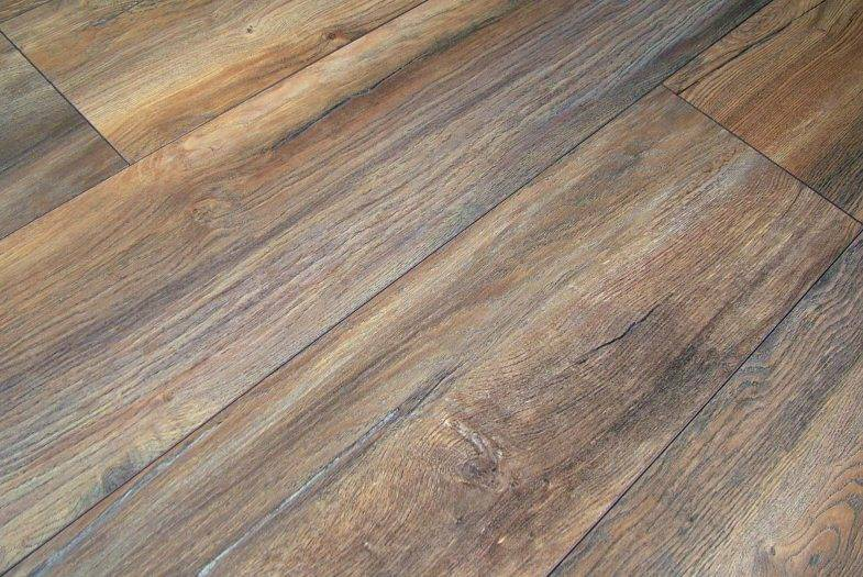 Kronotex Harbour Oak laminate flooring