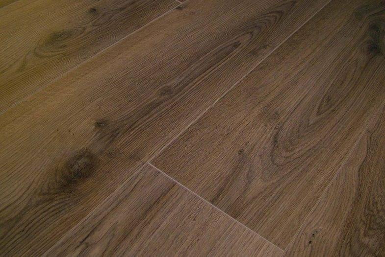 Kronotex Millennium Oak Brown laminate flooring