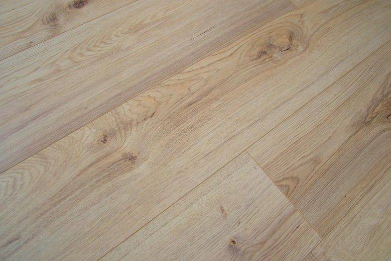 Kronotex 12mm Millennium Oak laminate flooring