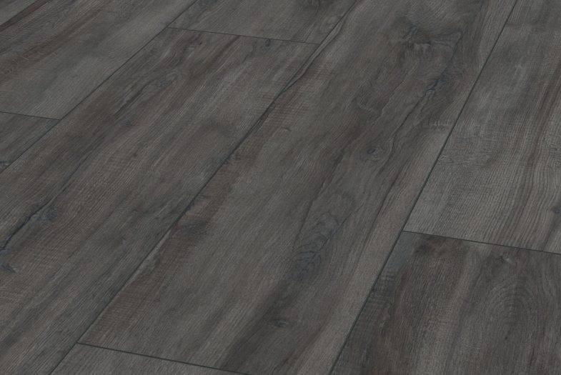 Kronotex Montmelo Oak Lava laminate flooring
