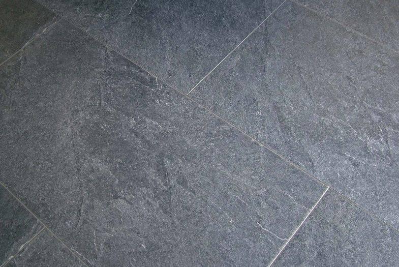 Kronospan Mustang Slate laminate floor tiles