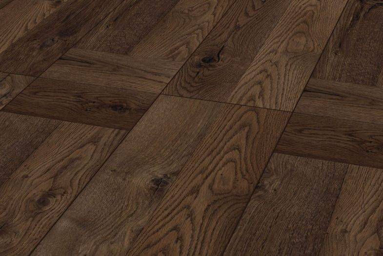Kronotex Palace Oak laminate flooring