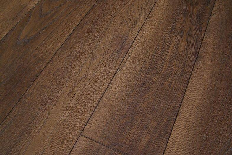 Kronotex Amazone 10mm AC5 Petterson Oak Dark laminate flooring