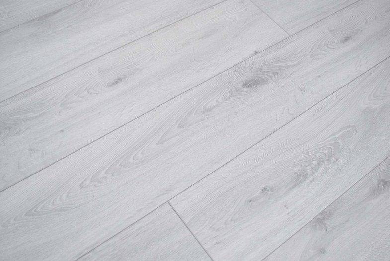 Kronotex Amazone 10mm AC5 Prestige white laminate flooring