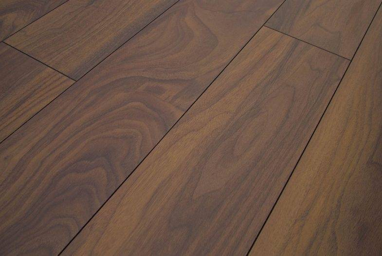 Kronoswiss 12mm Rubio walnut laminate flooring