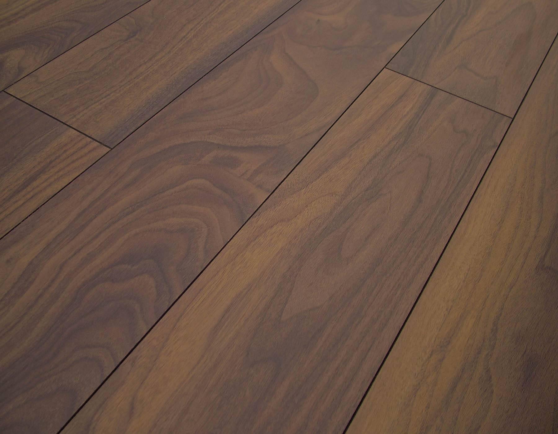 Kronoswiss 12mm Rubio walnut laminate flooring