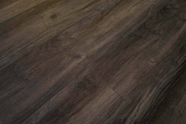 Kronotex 12mm Robusto Harbour Oak Dark laminate flooring