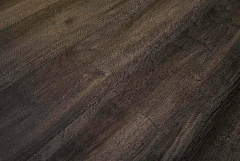 Kronotex 12mm Robusto Harbour Oak Dark laminate flooring
