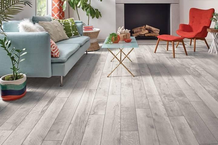 LVT vinyl flooring tiles