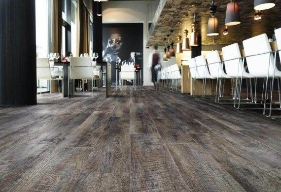 LVT luxury vinyl tiles commercial