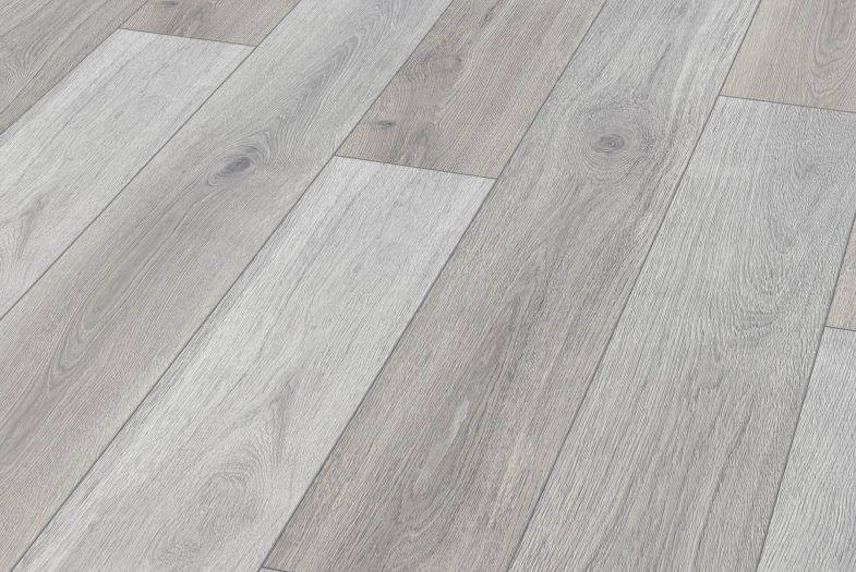Kronotex Bacliff Oak grey laminate flooring