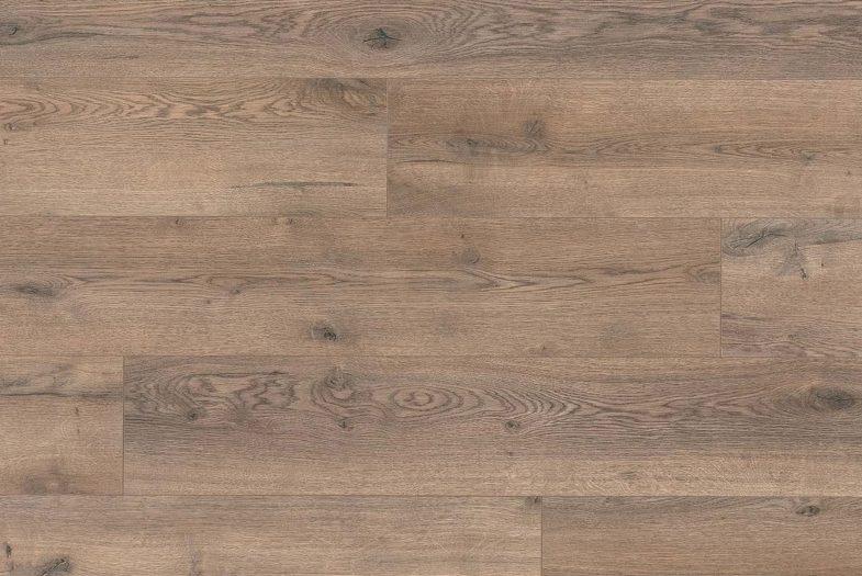 Berry Allegro Dark Brown oak laminate flooring