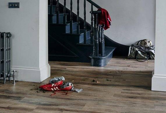 Lifestyle Aged Oak LVT click flooring