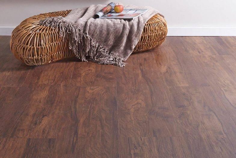 Lifestyle Rustic Oak LVT colosseum click vinyl flooring