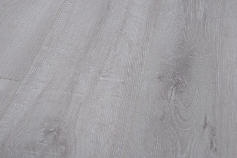 Grey laminate 4V-Groove flooring