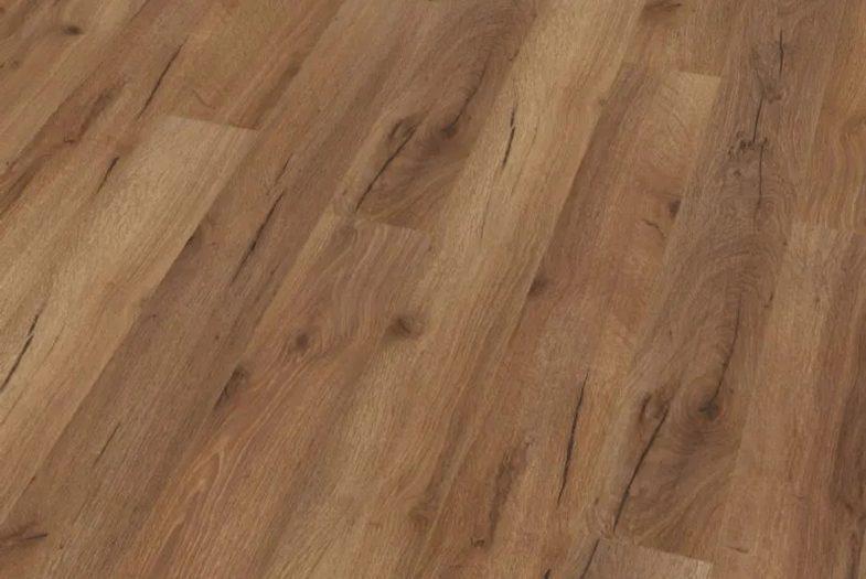 12mm Fumed oak click laminate flooring