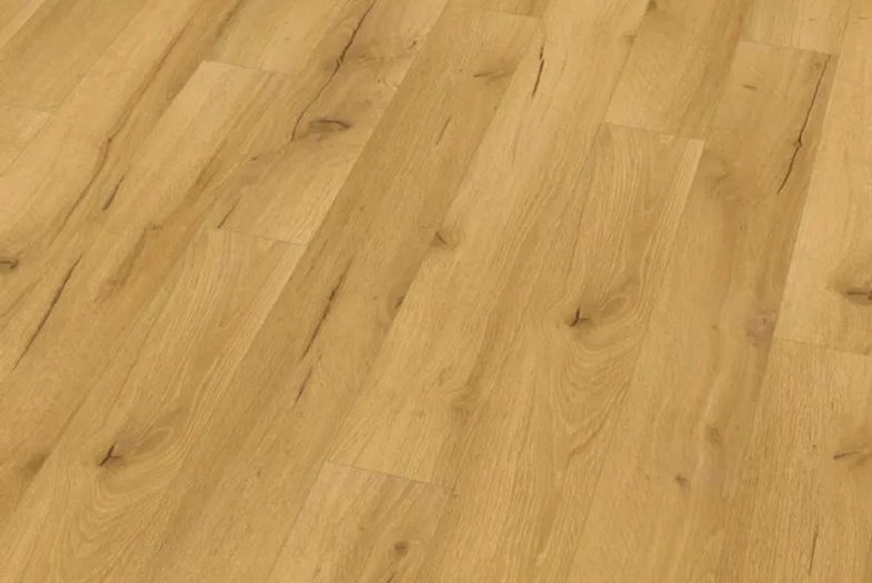 12mm Oak laminate click flooring heavy duty